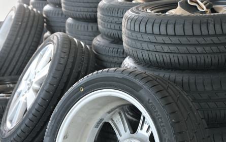 Die Reifen zeigen oft beste Qualität