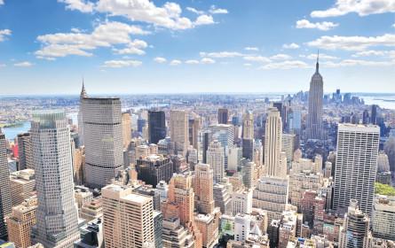 Luxus-Immomarkt in NY taumelt