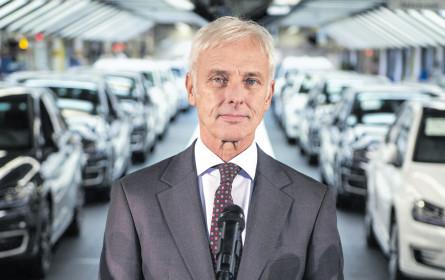 VW hofft auf US-Renaissance