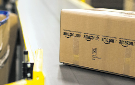 Amazon geht in die Luft