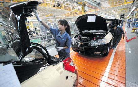 Digitalisierung bringt Chinas Autoindustrie auf Überholspur