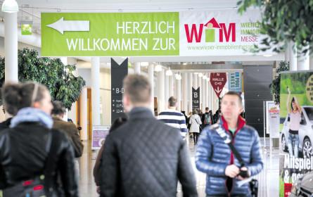 Die WIM lockt in die Messe Wien