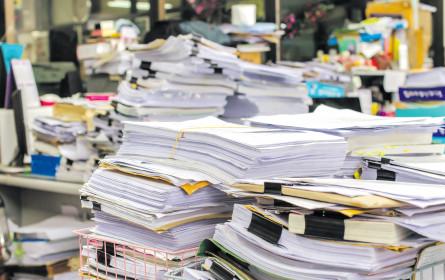 Arbeiten im Büro 4.0