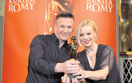 Romy: Theater trifft auf Show