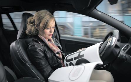 Selbstfahrende Autos: Noch ist die Bevölkerung skeptisch