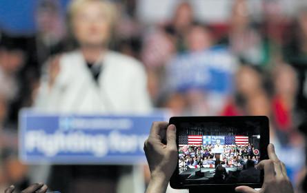 Internet rückt TV immer näher