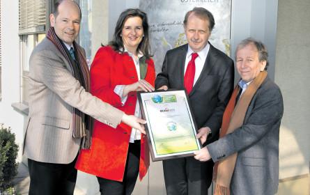 Green Brands ehrt Brau Union
