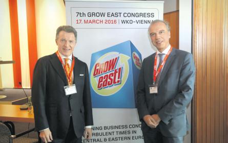 """Grow East"" ist weiterhin Thema"