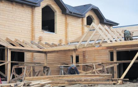Wohnen hilft Holz