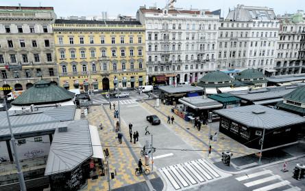 Der Wiener Naschmarkt im Wandel der Zeit