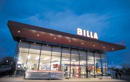 Zuwachs bei Billa,  Bipa ist rückläufig