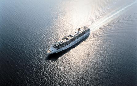 Neue Schiffe für Kreuzfahrten in Asien bringen Wachstum