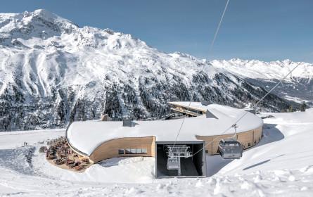 Das 20 Mio.-Projekt aus Holz in 2.200 m Seehöhe
