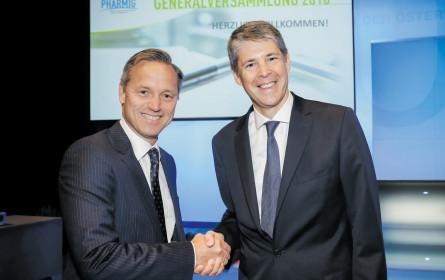 Amgen-Manager Munte ist neuer Pharma-Präsident
