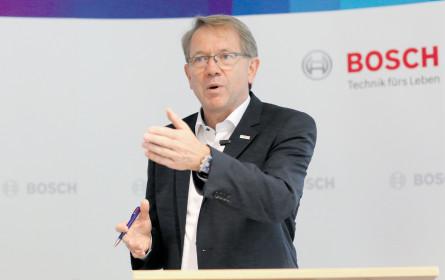 Bosch übertrifft die Milliarde