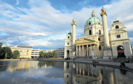 Der Wiener Karlsplatz bekommt ein neues Gesicht