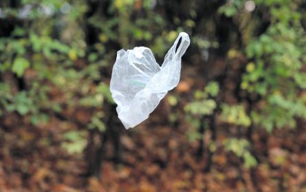 Handel sagt Adieu zu Plastiksackerln