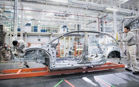 Mexiko: Neues Produktions-Dorado der Autoindustrie