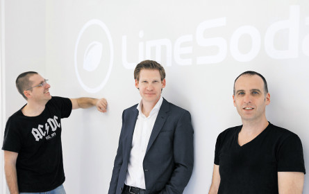 LimeSoda: Zunächst Musiker, dann Web-Unternehmer
