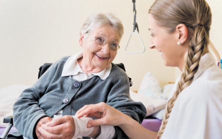 Neuregelung der Pflege