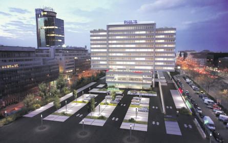 Philips-Haus: Der Umbau der Landmark im Süden Wiens