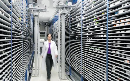 Apotheken werden jetzt automatisiert