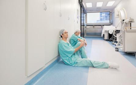 Konflikt in Spitalsgruppe