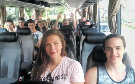 Influencer reisen mit den ÖBB