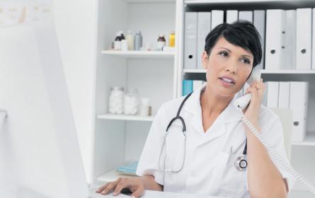 Telefonsystem soll Patienten helfen