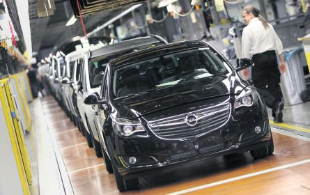 Opel lebt nicht mehr Autos