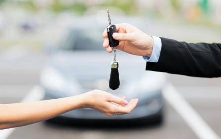 Gute Nachrichten für den Fahrzeughandel