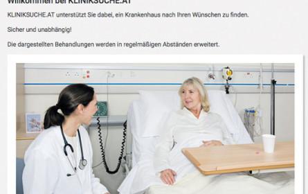 Klinikportal wird ausgebaut