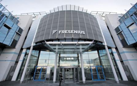 Fresenius kauft kräftig ein