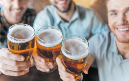 Ein bieriger Event
