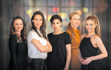 ORF: Mit Frauenpower in das neue Jahr