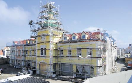 Parndorf baut ein neues Dörfchen ins Zentrum