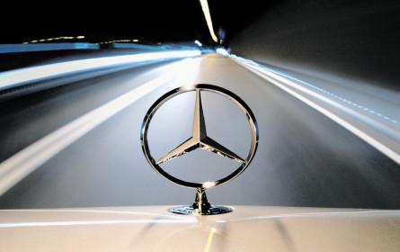 Mercedes ist Europas wertvollste Marke