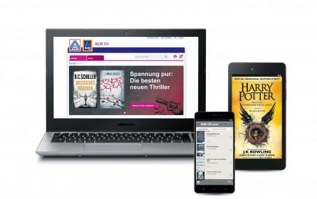 Aldi verkauft E-Books
