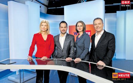 ORF 2: Neue Rubriken