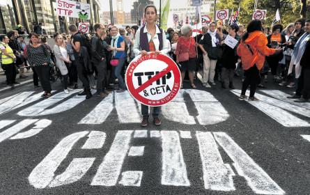 CETA: Belgien kapituliert