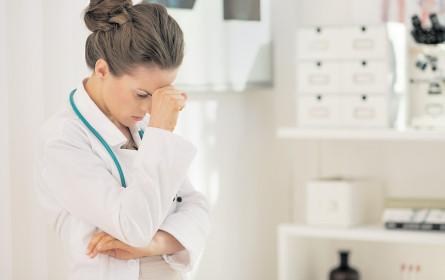 Ärzte fürchten Folgen des Finanzausgleichs