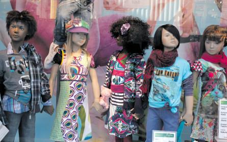 Im Schaufenster tanzen demnächst die Puppen