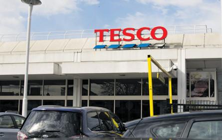 Sammelklage gegen Tesco