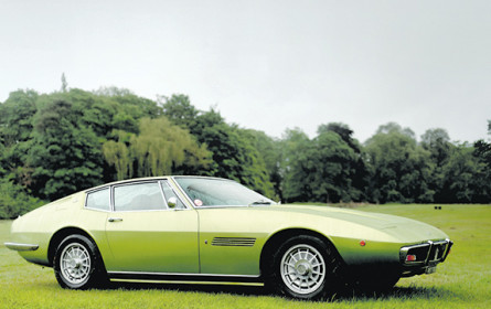 Eine Maserati-Legende wird fünfzig