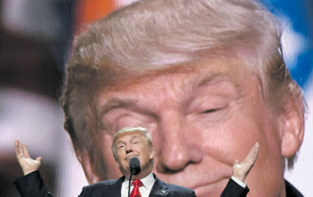 Wer hat Angst vor Donald Trump?