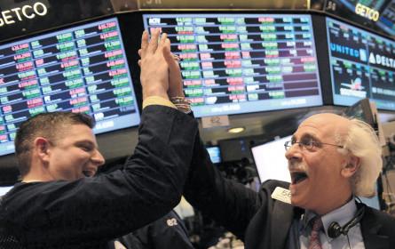 Das unerwartete Mirakel an den Weltbörsen