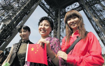 Aus China – mit Karte