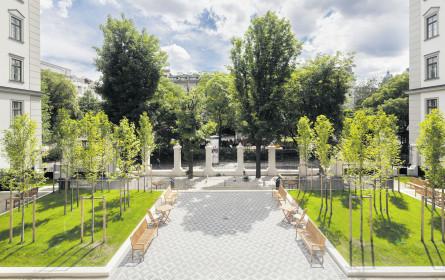 Residenz-Wohnen in der Josefstadt