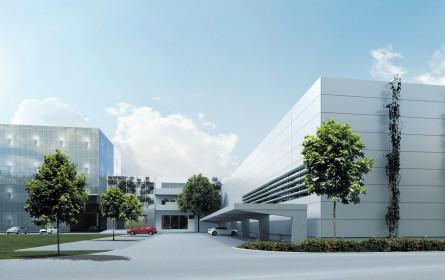 Institut Allergosan baut neue Firmenzentrale