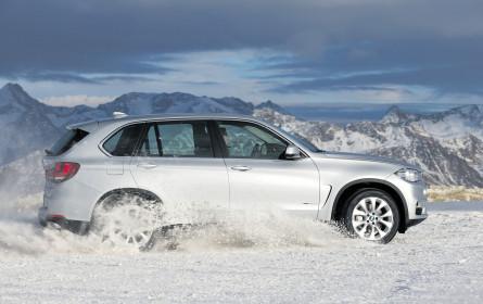 Die Österreicher fahren immer stärkere Fahrzeuge